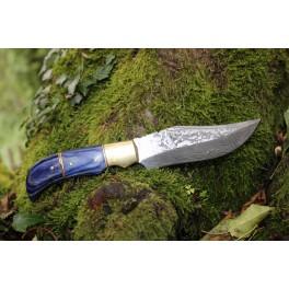 Couteau en acier damas modèle 05