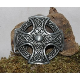 Celtic buckle belt, interchangeable 4cm buckle