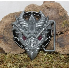 Dragon buckle belt, interchangeable 4cm buckle