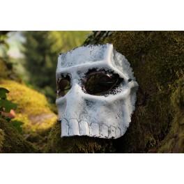 Skull half-mask