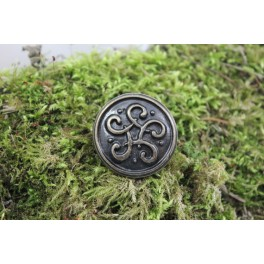 Keltisch knot, 40x40mm concho