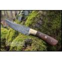 Couteau en acier damas modèle 03